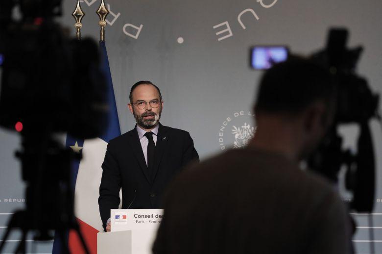 Edouard Philippe / © CHRISTOPHE ENA / POOL/EPA/Newscom/MaxPPP