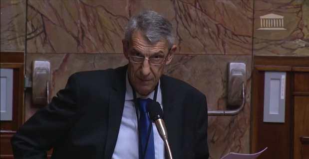 Michel Castellani, député de la 1ère circonscription de Haute Corse et membre du groupe Libertés & Territoires.